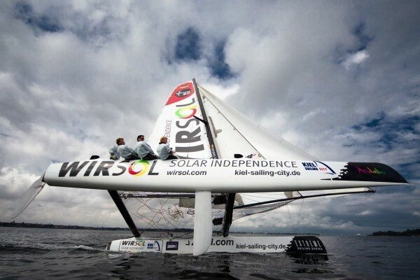 The 2011 Extreme Sailing Series