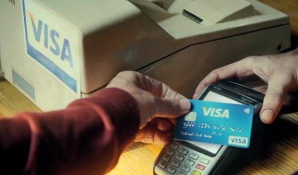 visa contactless