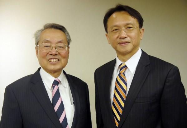 Stan Shih & Jason Chen