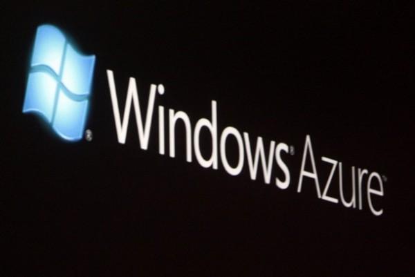 Windows Azure - apresentação redmond