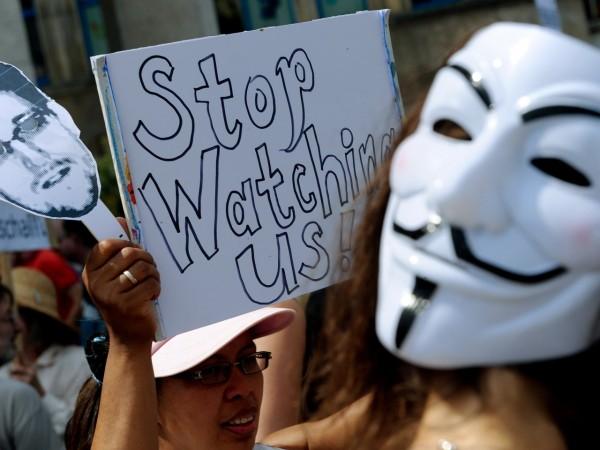 nsa protesto
