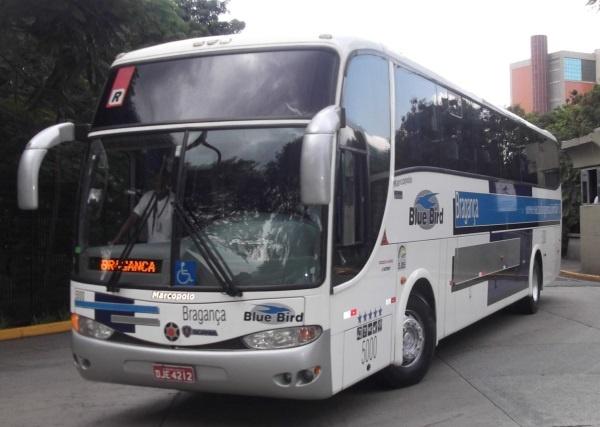 ônibus interestadual