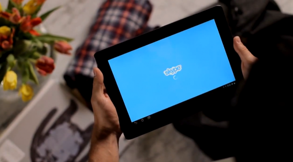 Skype-Android-Tablet