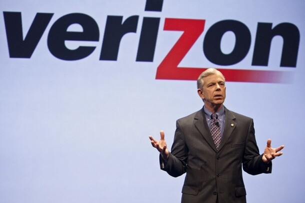 Verizon Communications CEO Lowell McAdam