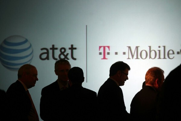 AT&T Acquires T-Mobile USA For $39 Billion