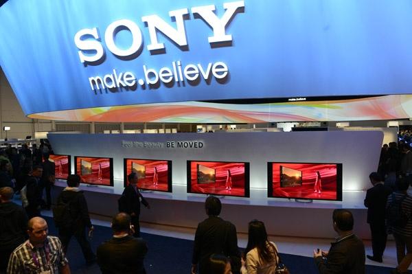 2013 Consumer Electronics Show (CES) in Las Vegas