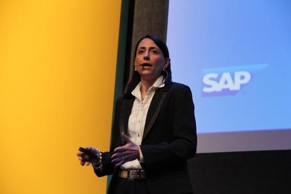 Cristina Palmaka - SAP
