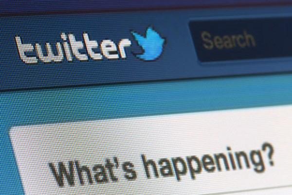 Twitter tela