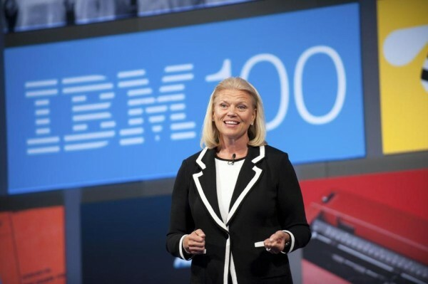 virgina rometty ibm