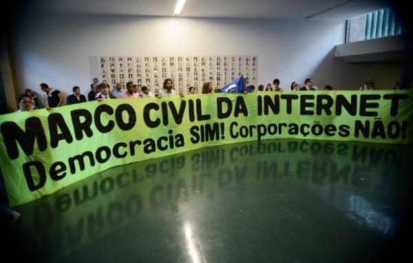 Camara_Marco civil Internet_manifestacao