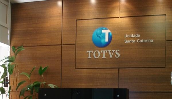 Totvs recepção