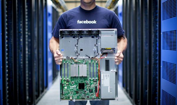 servidor facebook