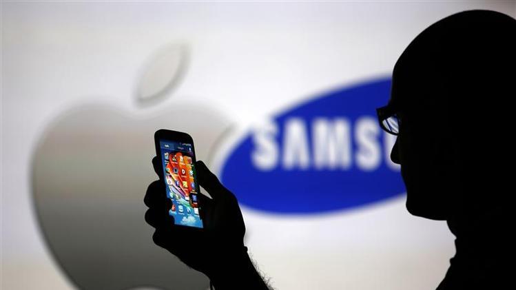 Samsung toma lugar da Apple como primeira em venda de smartphones