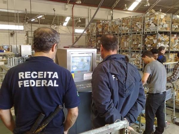 fiscalização receita federal