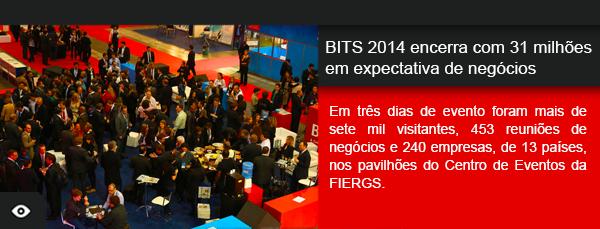 BITS 2014 encerra