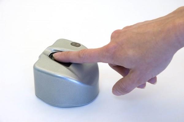 biometria impressão digital