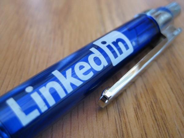 Linkedin caneta