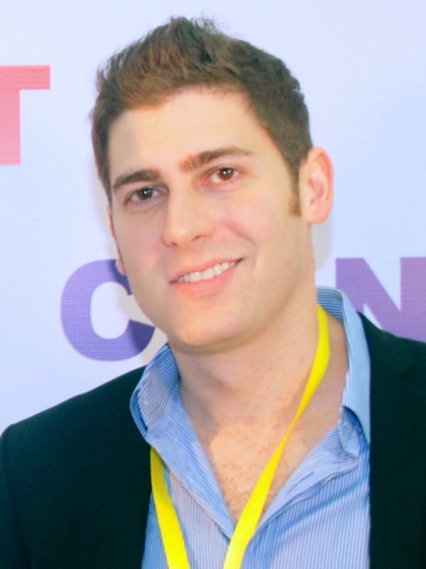Eduardo Saverin at the 8th ChinITC conference
