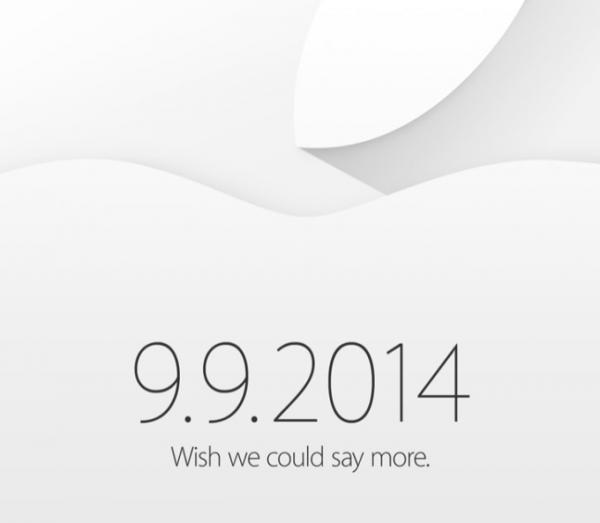 convite apple