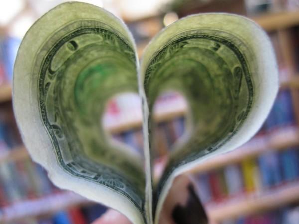 coração dolar