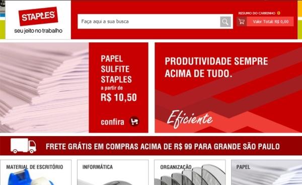 staples brasil