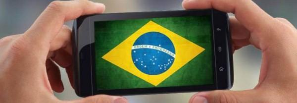 brasil smartphones