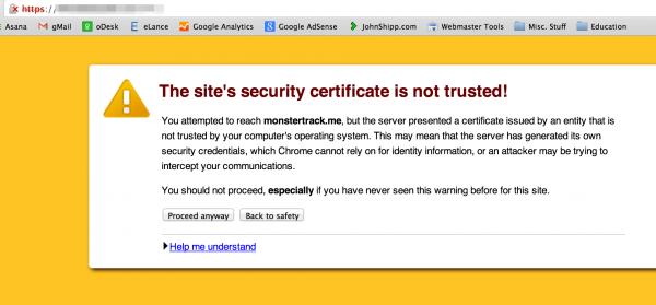 ssl phishing