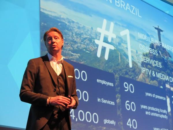 Presidente e CEO da Ericsson