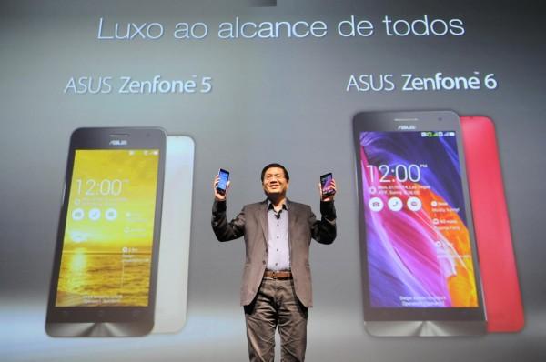 Lançamento ASUS Zenfone Brasil - crédito - Murilo Tobias