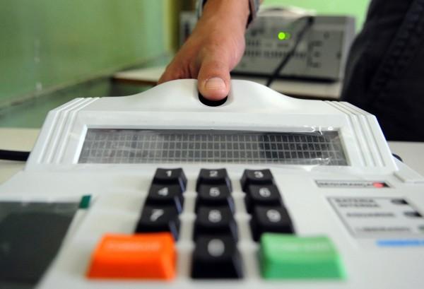 biometria eleição