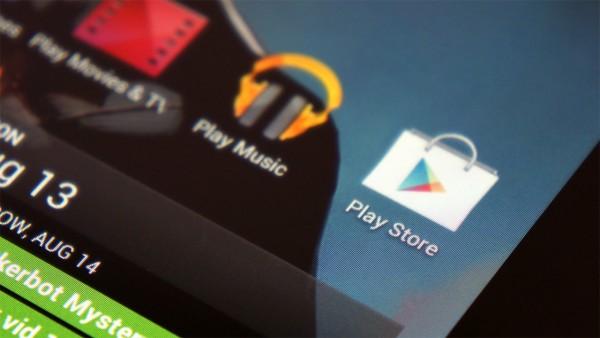 google play tela