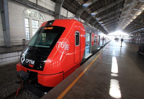 CPTM, transportes, Brasil