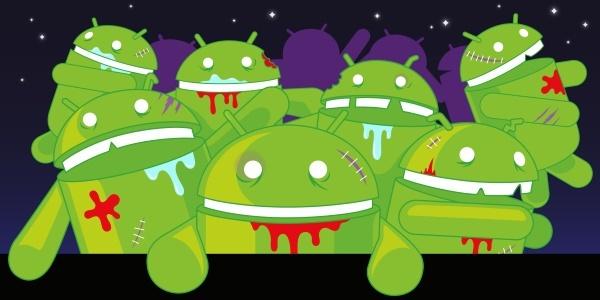 android zumbi