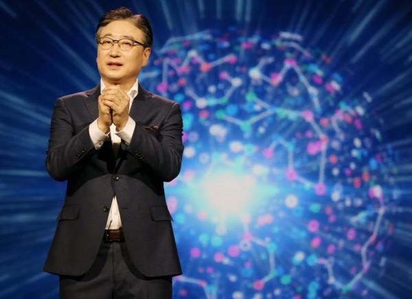 BK Yoon, Samsung, CES 2015, Internet das Coisas
