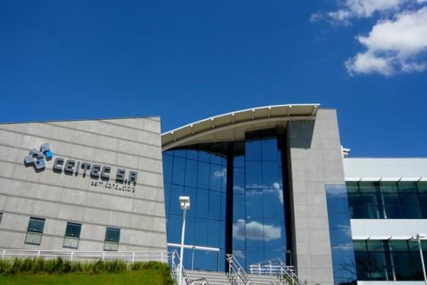 Indústria de semicondutores CEITEC.