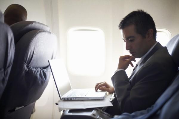 executivo avião