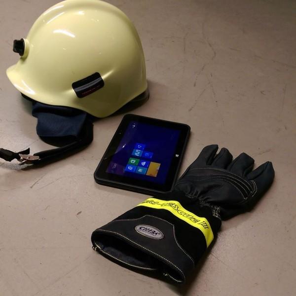 Fujitsu, tablet, anti-queda, STYLISTIC V535
