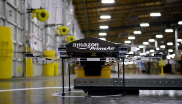 Amazon, drone