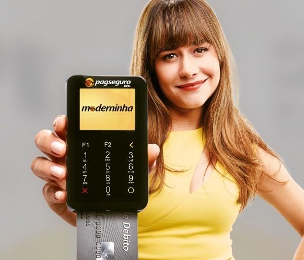 4d2a2d9bc PagSeguro lança nova máquina de pagamentos sem taxa de aluguel - B!T ...