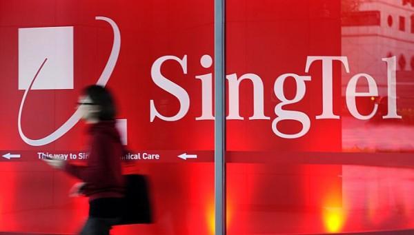 Singtel, Telecom Cingapura