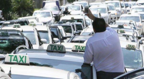 carreata taxi uber