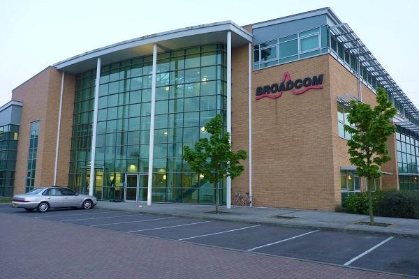 Broadcom Science Park em Cambridge