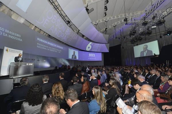 Congresso Brasileiro de Inovação da Indústria 3