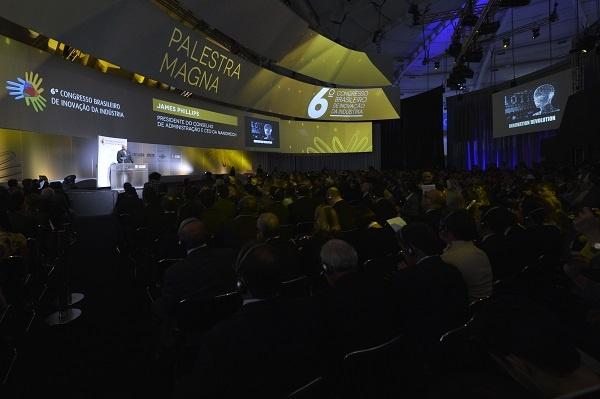 Congresso da Inovação na Indústria