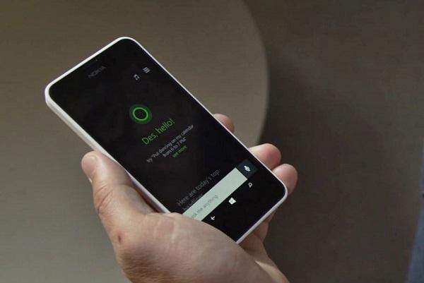 Cortana Lumia