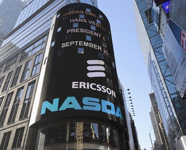 Ericsson Nasdaq