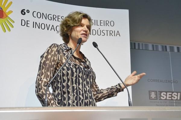 Mariana Mazzucato - Professora de Tecnologia e Inovação da universidade de Sussex