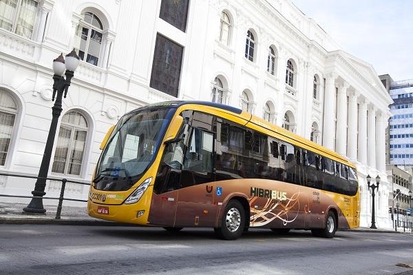Volvo Híbrido Curitiba