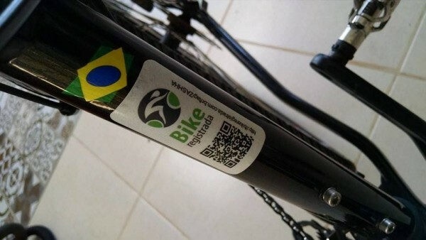 bike registrada selo