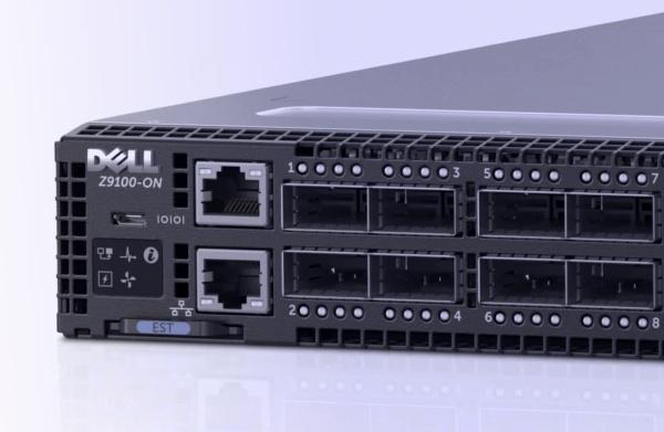 dell switch z9100
